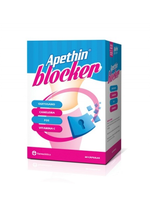 Apethin blocker - 60 cápsulas