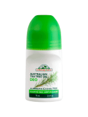 Desodorizante roll-on tea tree 75 ml - Corpore Sano