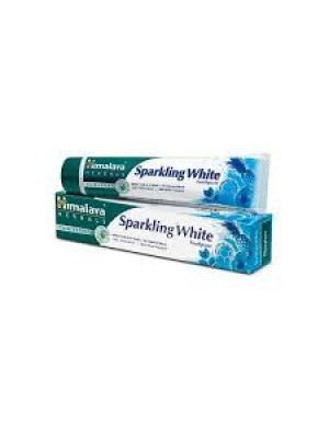 Pasta de Dentes Herbal Sparkly White - himalaya - 100gr