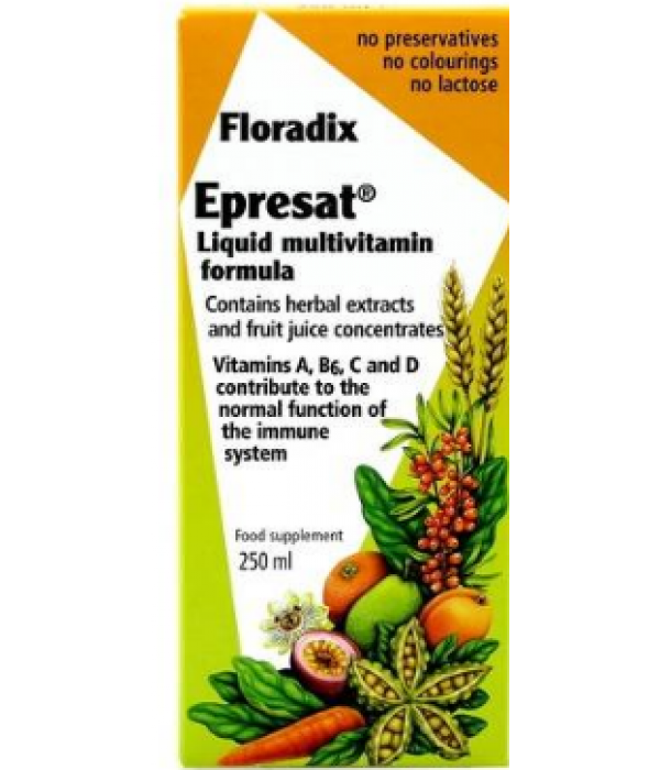 Epresat - Tónico Multivitaminico - 250 ML