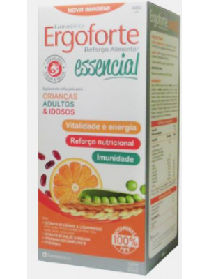 Ergoforte Essencial 480 ML