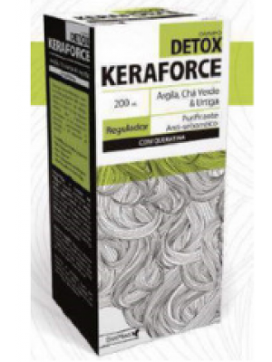 KERAFORCE DETOX Champô 200ml Dietmed