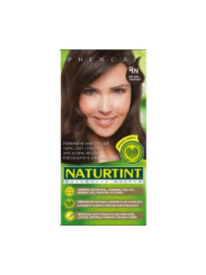 Naturtint Pure & Protect 4 N - Castanho