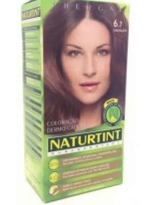 Colorante Natural do Cabelo 6.7 - Chocolate Claro