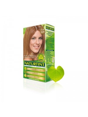 NATURTINT PURE & PROTECT 7.34 - Avelã Luminoso