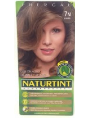 Colorante Natural do Cabelo 7N - Louro