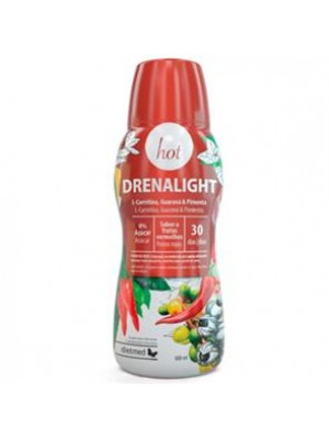 Drenalight Hot 600ml - Dietmed