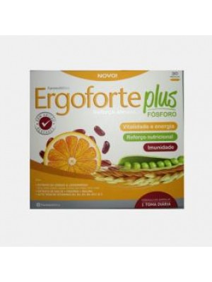 ERGOFORTE PLUS 30 AMPOLAS