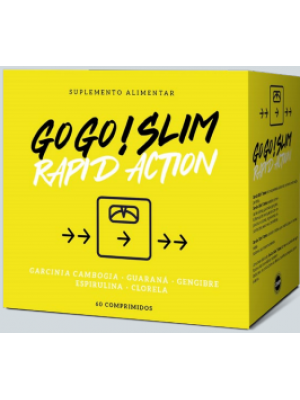Go Go Slim® Rapid Action - 30 ampolas