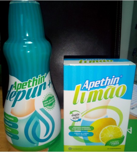 Apethin DepurPlus 500 ML