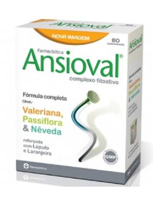 Ansioval - 60 Comprimidos