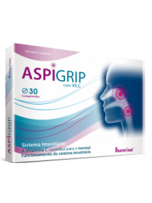 Aspigrip - 30 Comprimidos