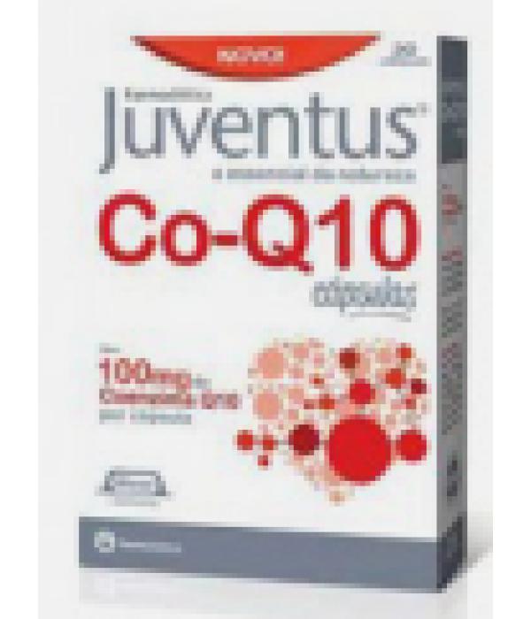 Juventos Co- Q10 100mg - 30 Cápsulas