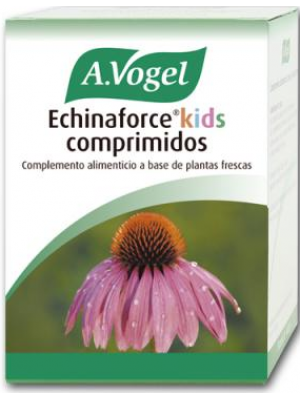 Echinaforce Kids - 80 Comprimidos - A.Vogel