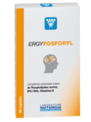 ERGYFOSFORYL – 60 CÁPSULAS – NUTERGIA