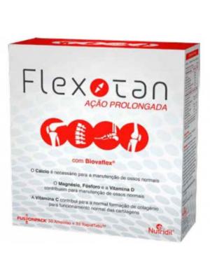 Flexotan Acção Prelongada - 30 Fusionpack