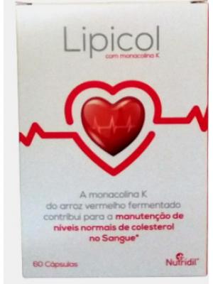 Lipicol - 60 Cápsulas