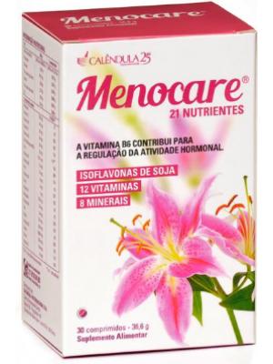 Menocare - 30 Comprimidos