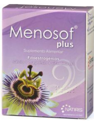 Menosoft Plus 30 Comprimidos