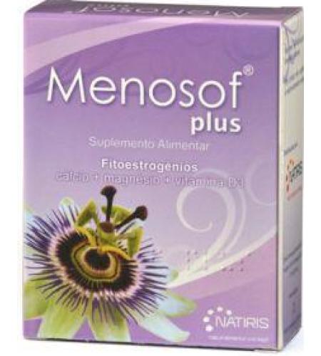 Menosoft Plus 30 Comprimidos