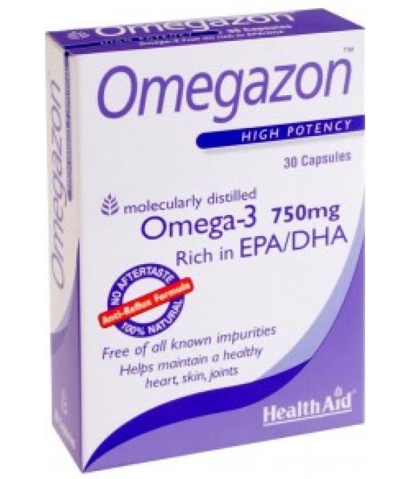 Omegazon 30 Cápsulas