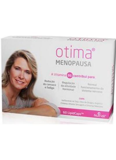 Otima Menopausa  - 60 Capsulas - LEVE 3 PAGUE 2