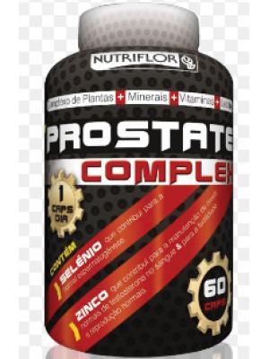 Prostate Complex - 60 Cápsulas