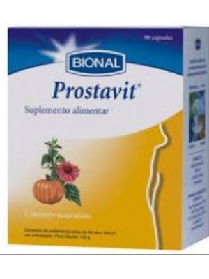 Prostavit - 90 Cápsulas