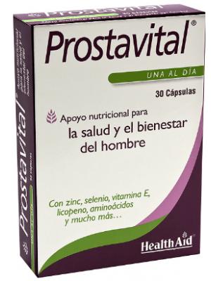Prostavital - 30 Cápsulas