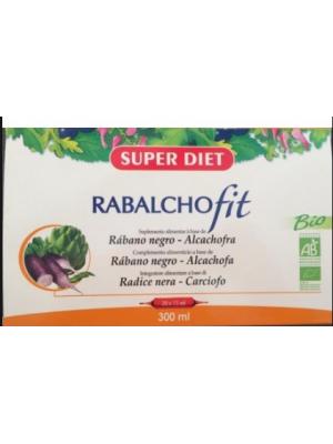 Rabalchofit Bio -  20 Ampolas - Super Diet